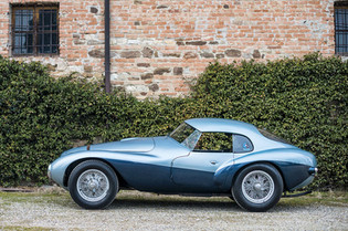 """Famous Ferrari """"Uovo"""" Offered by RM Sotheby's"""