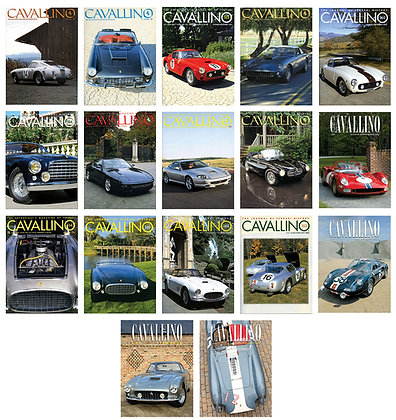 250 SWB Major Articles: Back Issues Special Bundle