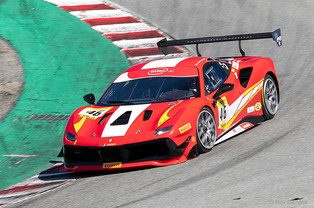2019 Ferrari Racing Days Delight West Coast Fans