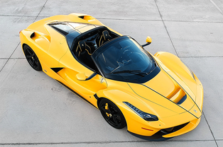 Sensational LaFerrari Aperta Available March 20 at RM Online