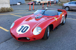 The Ferrari 250 Testa Rossa Tour: 60 Years of the TR