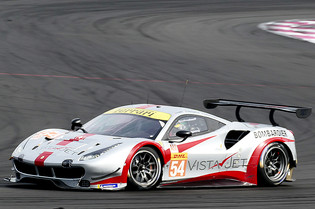 Ferrari GTs Are Tested for 2018 at Paul Ricard