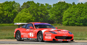 Rare Ferrari 550 GT1 Prodrive Offered at RM's SHIFT/MONTEREY