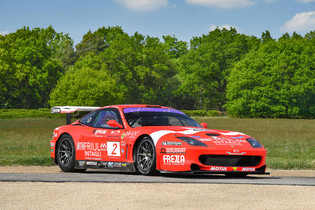 Rare Ferrari 550 GT1 Prodrive Offered at RM's SHIFT/MONTEREY