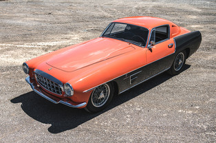 Extravagant 375 MM Ghia Speciale at RM Sotheby's Monterey