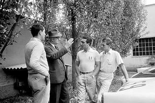 Advice from Il Commendatore: Enzo Ferrari, 1956