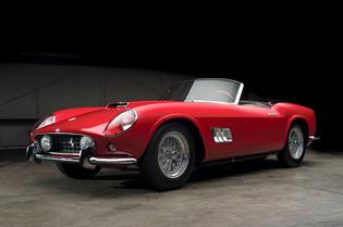 California Spyder at Ferrari/RM Sotheby's Auction