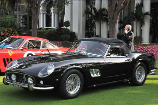 250 GT SWB California Spyder Returns to the Classic