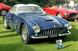 Zagato Ferrari Wins Cavallino Best of Show
