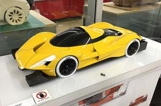 Futuristic Ferraris Explored at the Petersen Museum