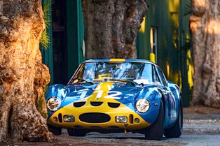 """High Praise for the Marriage of Ferrari and Palm Beach"""