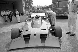 The Snowplow: Mauro Forghieri's Famous Ferrari 312B3