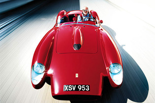 Ferrari Through the Eyes of Gunther Raupp Exhibit