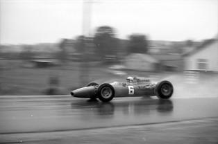 Rain and the Masta Kink: John Surtees and Ferrari, 1966