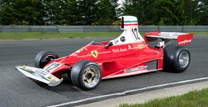 Extremely Rare Niki Lauda-Driven 312 T at  Gooding Monterey