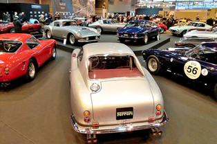 Important Ferraris Swamp Retromobile 2018 in Paris