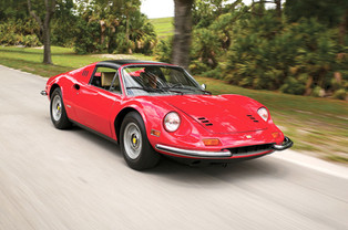 1974 Ferrari Dino 246 GTS Offered by RM Sotheby's