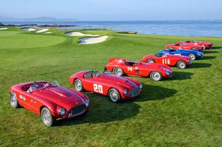 Pebble Beach to Host Multiple Ferrari Events