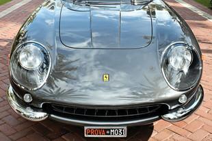 Featuring a Ferrari Nart Spyder - the Cavallino Cover Art Banner