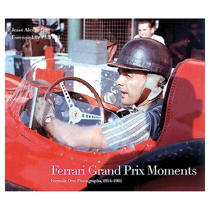 Ferrari Grand Prix Moments, Images by Jesse Alexander