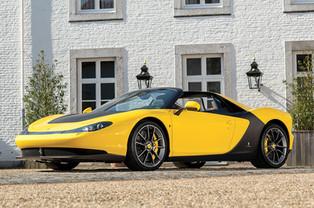 Ferrari Sergio by Pininfarina Comes to Auction
