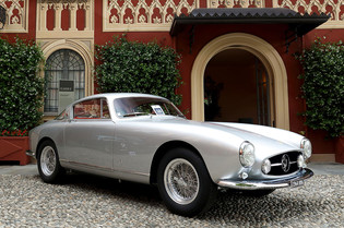 Ferrari Europa Wins Best of Class at Villa d'Este