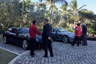 A Ferrari Invitation to Drive the Newest Lusso