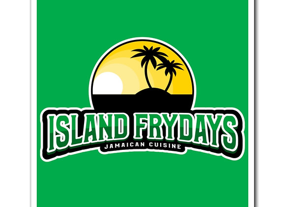 Island Frydays Magnets