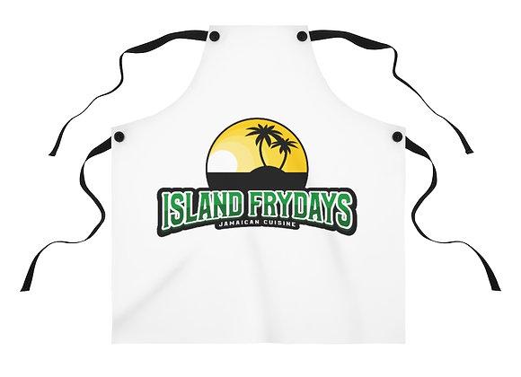 Island Frydays Apron
