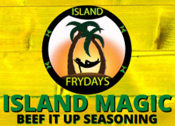 ISLAND MAGIC BEEF IT UP DRY SEASONING