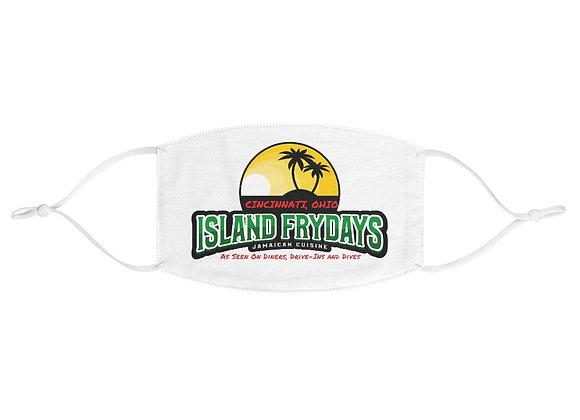 Island Frydays Fabric Face Mask