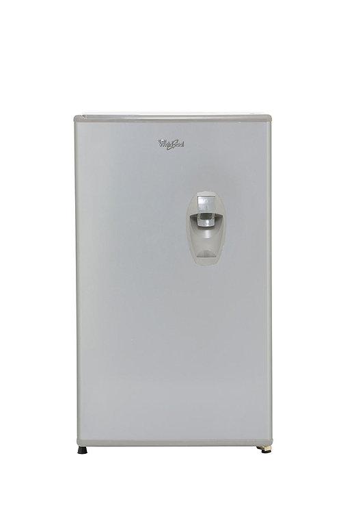 Refrigerador Frigobar Whirlpool WS5505D Capacidad 5 p³ Acero Silver