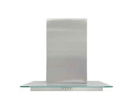 """Campana Pared IHD CH MIAMI 60 cm (24"""") Purificadora Acero Inox y Cristal"""