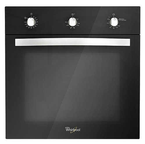 Horno de Gas Empotrable de Pared Whirlpool WOA105F de 60 cms