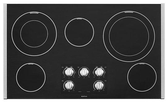 Parrilla Empotrable de Cocina Maytag Electrica MEC9536BS de 91 cms