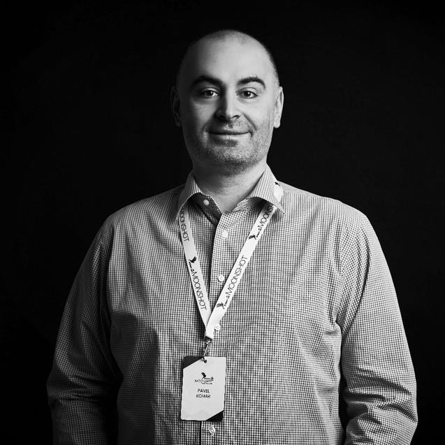 Pavel Komar, Vorstand Köln