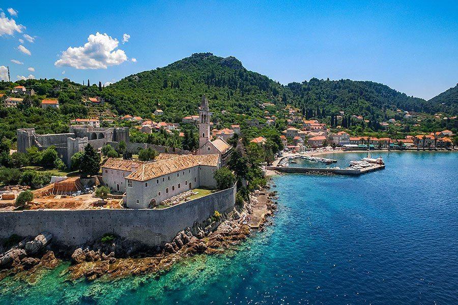 Dubrovnik & Elaphity Islands /8h