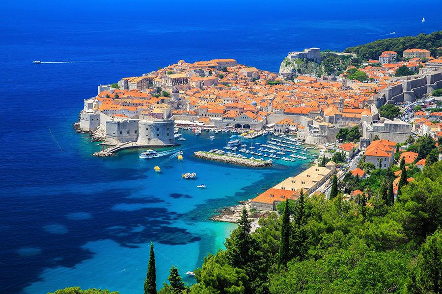 Dubrovnik & Elaphity Islands /4h