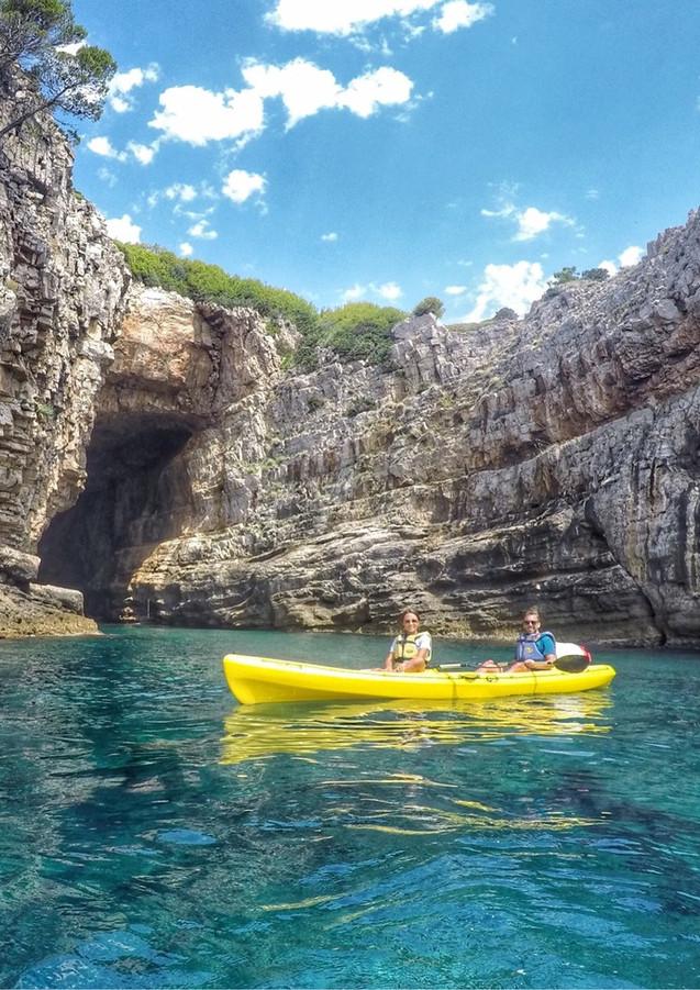 Lokrum cave