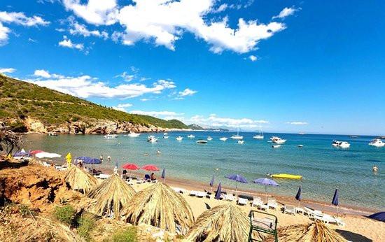 Šunj beach