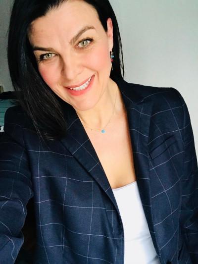 Breast Cancer Survivor Andrea Magni