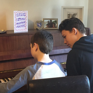 1-2-1 Piano Lessons