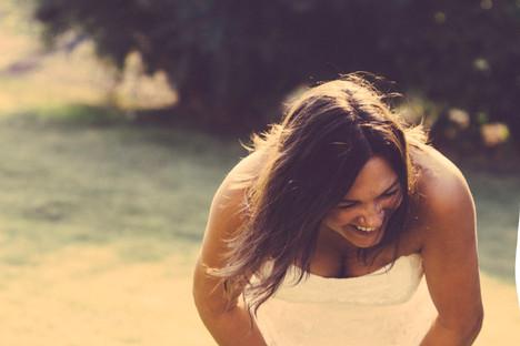Wedding giggles