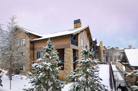 Huntington Lodge at Pronghorn Resort, Central Oregon