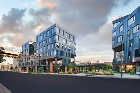 Field Office   Portland, OR Office Development