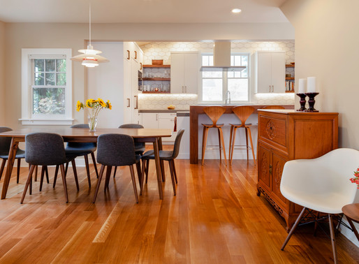 Case Study : Architect, Karen Smuland's Personal Kitchen