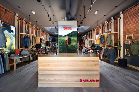 Fjällräven Retail Store