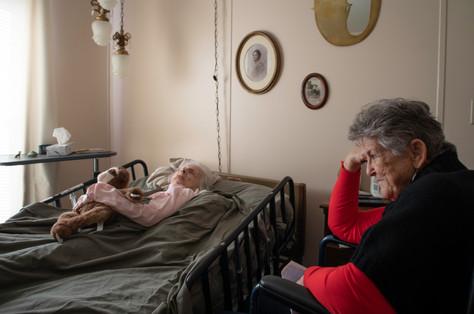 Grandma and Margo