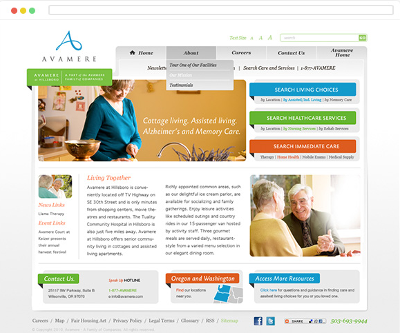 Avamere Family of Companies