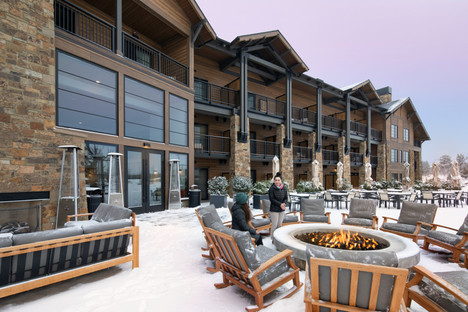 Huntington Lodge at Pronghorn in Bend